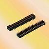 Board and Wire Connectors, 1.27 mm (0.050 in.), Minitek127®, Minitek127® Board to Board, Gender=Female -- 20021323-00008C8LF - Image