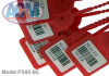 Barcoded Plastic Pull-up Seal -- PS95BC