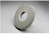 3M Scotch-Brite FP-WL Convolute Aluminum Oxide Medium Deburring Wheel - Medium Grade - Arbor Attachment - 6 in Diameter - 3 in Center Hole - Thickness 24 in - 27601 -- 048011-27601 - Image