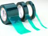 Green Polyester Masking Tape - Heavy Duty -- PC25-8000 -Image
