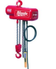 Milwaukee Hoist 1/2 Ton Electric 10 Foot 9560 -- 9560
