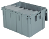 Akro-Mils Attached Lid Containers (ALC) -- 49090