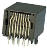 Input-Output Connectors, Modular Jack Series, Modular Jack, Single Port, Modular Jack Single Port, Horizontal, Height (Above board)=Low Profile -- 54601-906001WPLF