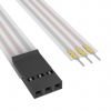 Flat Flex Cables (FFC, FPC) -- A9BAG-0306F-ND -Image