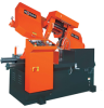 Fully Automatic Saw with Hydraulic Shuttle Vise -- AH-400H