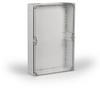 Polycarbonate Electrical Enclosure -- CPCF406013T.U -Image