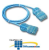 ICC IC110 to IC110 Patch Cord, Blue -- ICPCSRXXBL