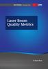 Laser Beam Quality Metrics -- ISBN: 9780819492975