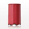 Vented Dust Cap, Red -- 11350 -Image