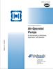 Air-Operated Pumps (ANSI/HI 10.1-10.5) -- B124