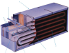 Qf Series Infrared Panel Heaters -- QF