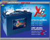 12 Volt Deep Cycle Battery (sweeper/scrubber & multi purpose) -- US 12V XC