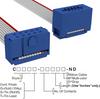 Rectangular Cable Assemblies -- C3CEG-1018G-ND -Image