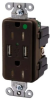 Combination Switch/Receptacle -- USB8200C5