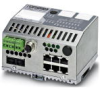 Smart managed compact switch - FL SWITCH SMCS 6TX/2SFP - 2989323 -- 2989323