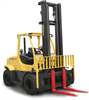 Internal Combustion Pneumatic Tire Forklift Trucks - Image