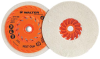 High Density Felt Cup Polishing Disc