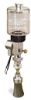"""(Formerly B1743-4X-1SS-120/60), Electro Chain Lubricator, 9 oz Polycarbonate Reservoir, 1"""" Round Brush Stainless Steel, 120V/60Hz -- B1743-009B1SR31206W -- View Larger Image"""