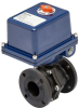 Electrically Actuated Carbon Steel Ball Valve -- E5C Series -Image
