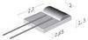 Platinum Temperature Sensor Wired Element -- 3U 232