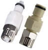 Colder PMC Series Acetal & Polypropylene Quick Disconnect Fittings -- 65199 - Image