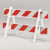 A-Frame Traffic Barrier -- 7560200