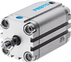 AEVU-32-20-A-P-A Compact cylinder -- 156999-Image