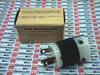 PLUG 15AMP 2POLE 250V 3WIRE STRAIGHT BLADE -- 5666C - Image