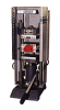 Bench Top Manual Molding Press with Heated Platens: 7.5, 12, 25 and 30 Ton -- Model 4130 & 4132