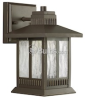 5 Watt LED Outdoor Wall Lantern Fixture -- P5908-20 - Image
