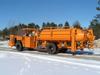 Heavy Duty Low Profile Shotcrete Remixer Transfer Vehicle -- SCT Series