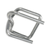 "1/2"" Wire Poly Strapping Buckles -- PS12BUCK"