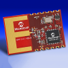 RF Modules Product Family -- MRF24J40MA - Image