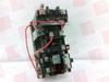 ALLEN BRADLEY 509-BOXD ( NEMA FULL VOLTAGE NON-REVERSING STARTER,SIZE 1,COMMON CONTROL 115-120V 60HZ,OPEN, WITH EUTECTIC ALLOY OVERLOAD RELAY ) -- View Larger Image