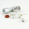 M39012/20-0101 RA BNC Male Connector Clamp/Solder Attachment For RG58 Cable -- M39012/20-0101 - Image