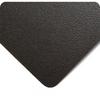 Wearwell 383 Black Thermoplastic Elastomer Textured Anti-Slip Runner - 4 ft Width - 75 ft Length - 715411-50432 -- 715411-50432