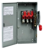 Single Throw Safety/Disconnect Switch -- DH265UDK
