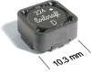 MSD1048 Series Shielded Coupled Power Inductors -- MSD1048-104 -Image
