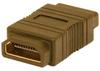 HDMI COUPLER FEMALE TO FEMALE -- 10-24523 -Image