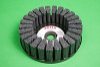 Silicon Carbide Rectangular Filament, V Tuft -- Disc Brush -- 0630610