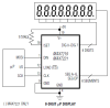 Serially Interfaced, 8-Digit, LED Display Drivers -- MAX7221