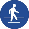 Sign -- ISO215AP