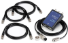 Three-Axis Accelerometer And Oscilloscope Interface -- PP877