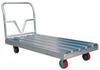 Platform Truck - Aluminum: Aluminum Treadplate Platform Trucks -- ATP-3048