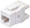 CAT6+ Modular Jack, RJ45, KeyConnect Style -- CAT6+ KEYCONNECT JACKS - Image