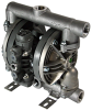 Air Operated Double Diaphragm (AODD) Pump TC-X 253 Series - Metallic -- 1