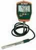 Extech PH220-S : Palm pH Meter Kit W/Atc Ph Stick Type Pol Dia.)F -- GO-53026-45