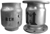 Flanged and Plain Check Valves -- Series FPP, FFF