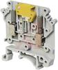 Terminal Block; 1; 2; 22-12; 500; 16 A;6 kV; M 3; 0.5 Nm (Min.); PA; Screw -- 70169423