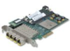 Intelligent,High-Performance 4-PortGigabit Ethernet Packet Processor PCI-Express Card with XAUI Board-to-Board Interconnect -- WANic 5654